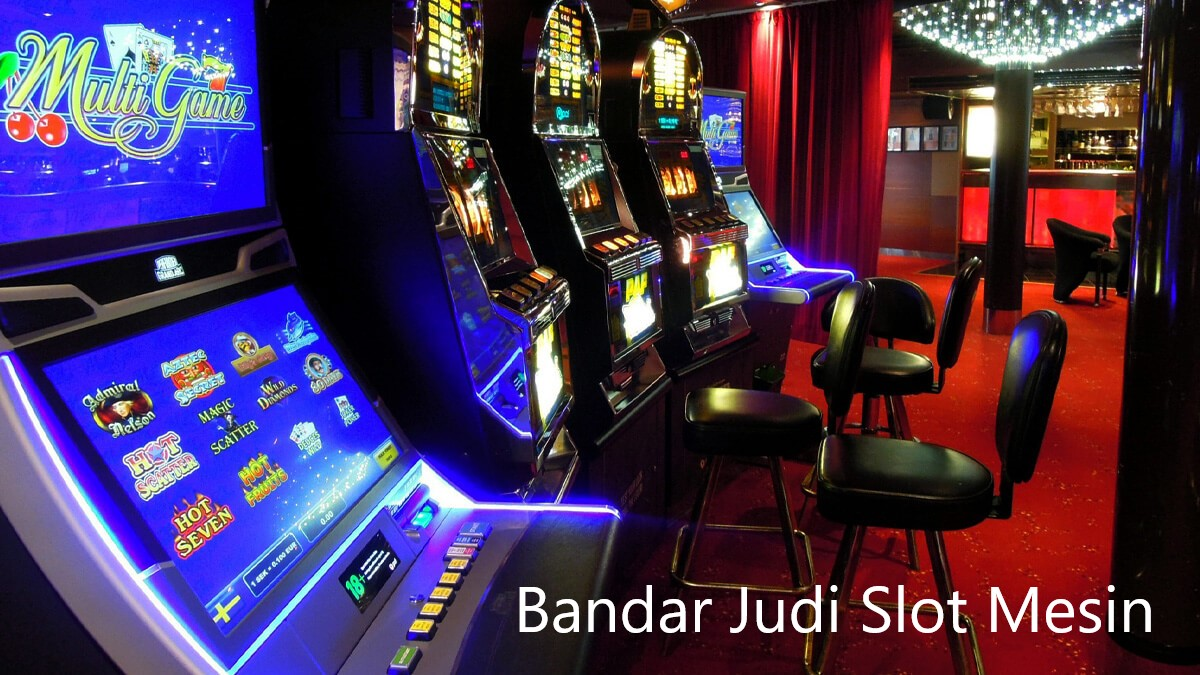 Memainkan Mesin Slot Online Terbaru