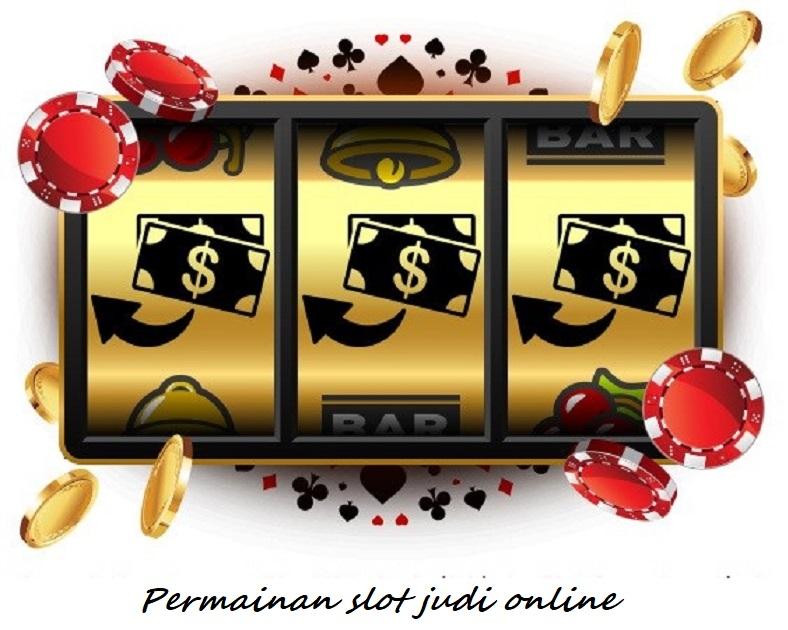 Permainan slot judi online